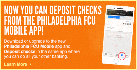 Deposit Checks from your Phone