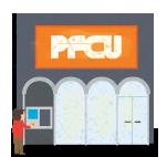 www pfcu com teller net